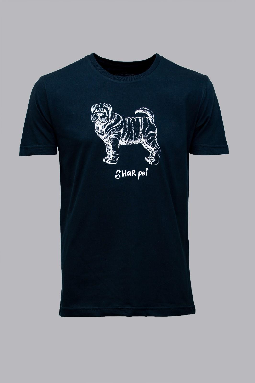 Camiseta CoolWave Shar Pei