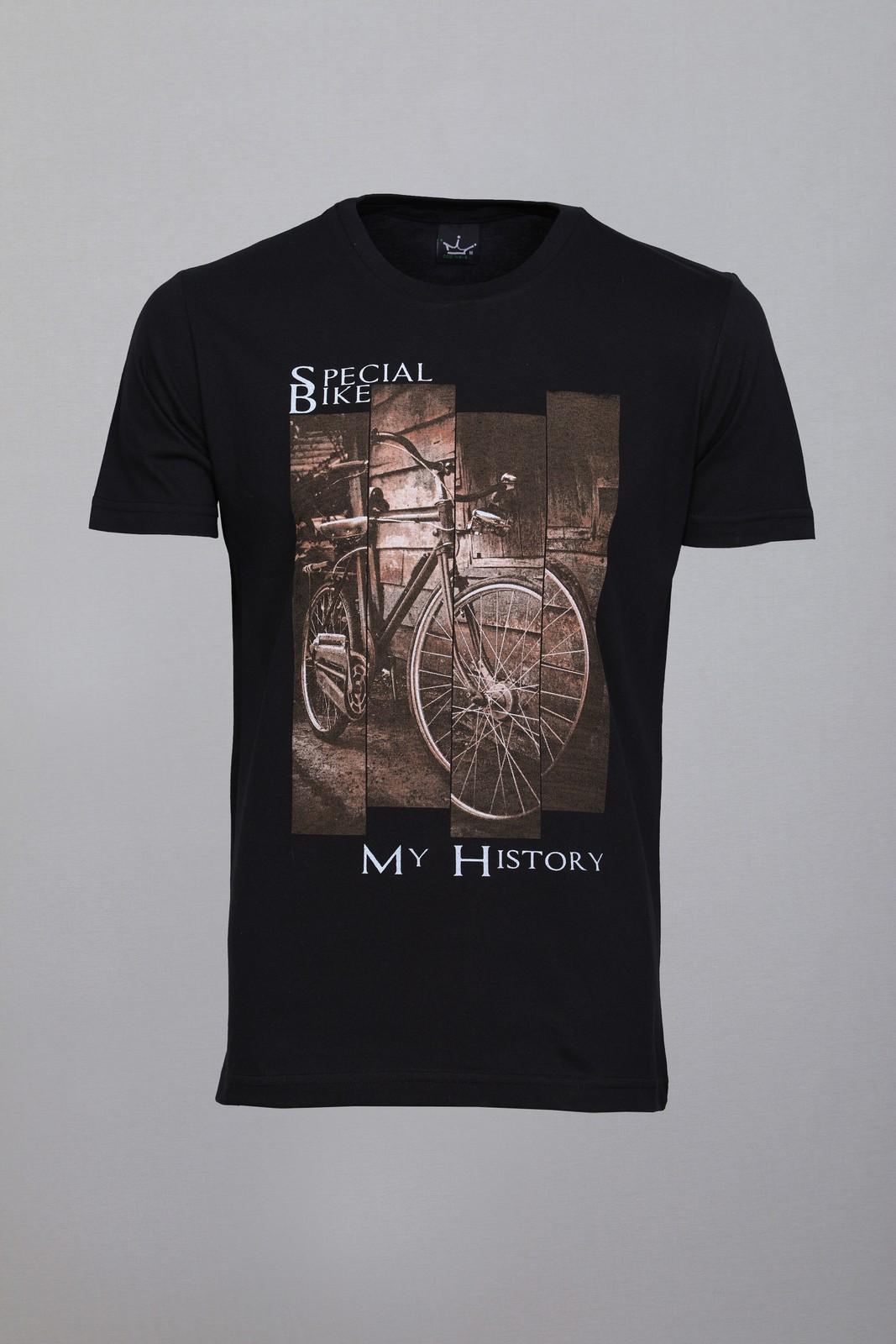 Camiseta CoolWave Special Bikes Preta