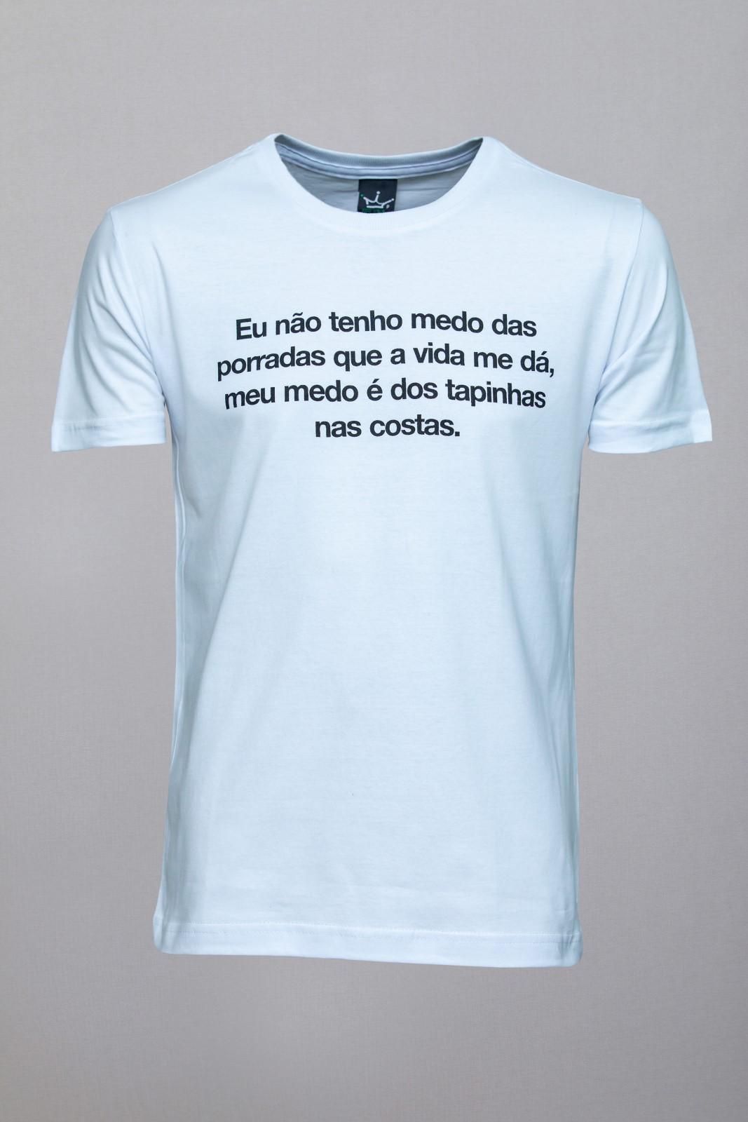 Camiseta CoolWave Tapinhas nas Costas
