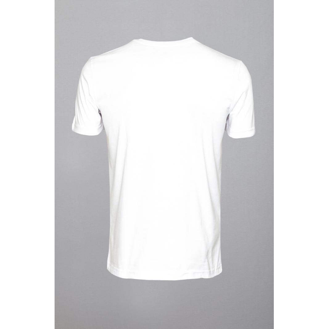 Camiseta CoolWave Tapinhas nas Costas Branca