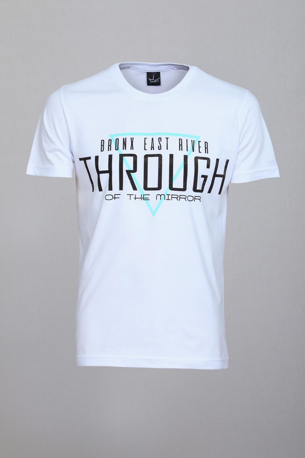 Camiseta CoolWave Through Of The Mirror Branca