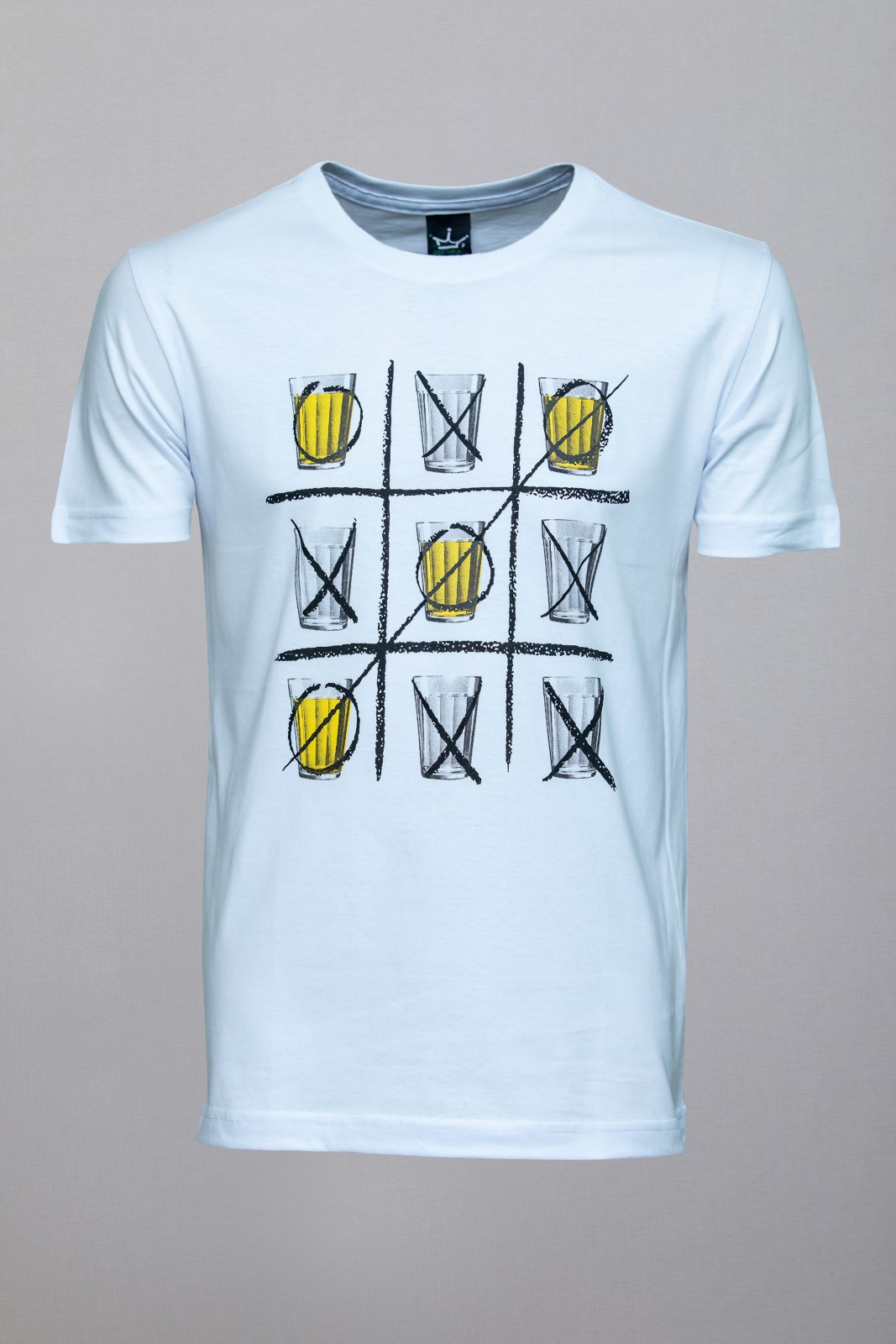 Camiseta CoolWave Tic Tac Toe Game