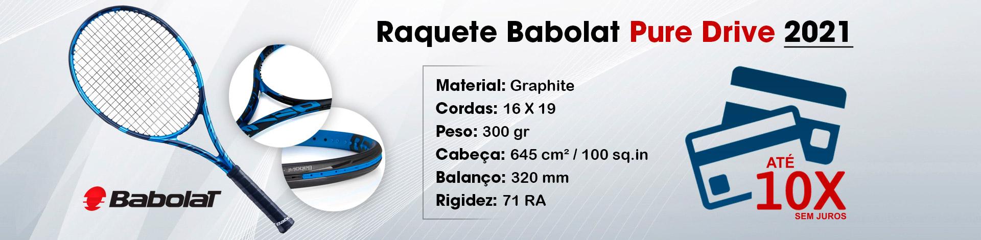raquetes performance
