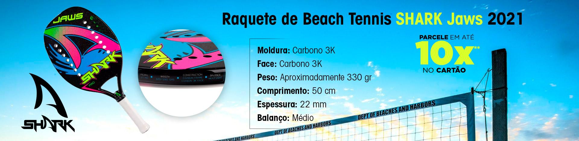 raquetes de beach tennis