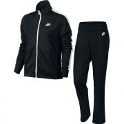 Agasalho Nike Sportswear TRK Suit Feminino Preto