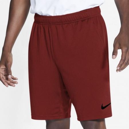 Bermuda Nike MESH 5.0 Vermelha