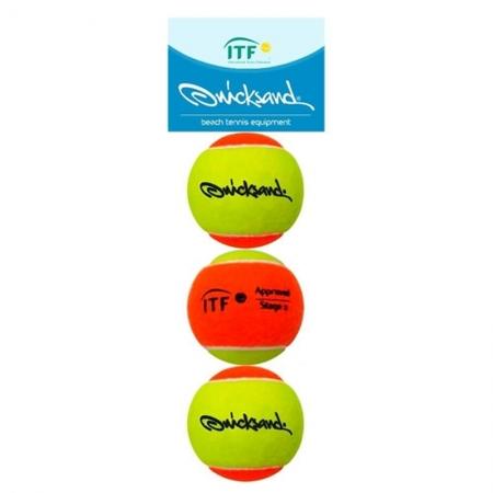 Bola de Beach Tennis Quicksand com 3