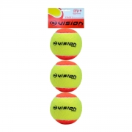 Bola de Beach Tennis Vision com 3