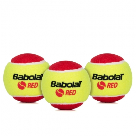 Bola de Tenis Babolat RED FELT Estagio 3