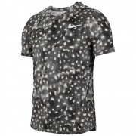 Camiseta Nike Court Challenger Cinza