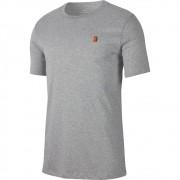 Camiseta Nike Court Cinza