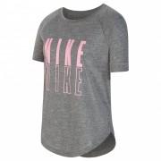 Camiseta Nike TROPHY Infantil Feminina Cinza