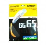 Corda de Badminton Yonex BG 65 SET