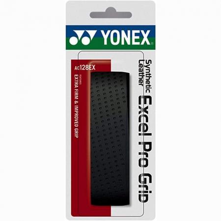 Cushion GRIP Yonex EXCEL PRO GRIP AC128EX Preto