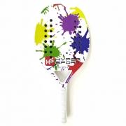 Raquete de Beach Tennis HYPER SPORT Paint