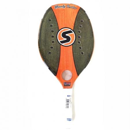 Raquete de Beach Tennis SEXY Woody Kevlar
