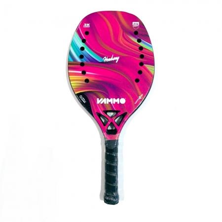 Raquete de Beach Tennis Vammo Head WAY PINK