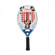 Raquete de Beach Tennis Wilson Junior DOG