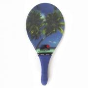 Raquete de Frescobol FAST BALL Fibra árvores