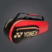 Raqueteira Yonex 4726 EX Dupla X6 Vermelha