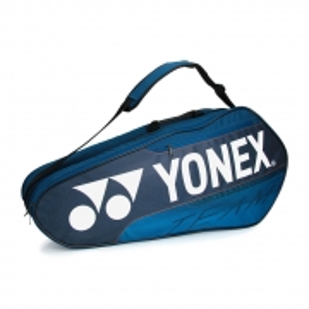 Raqueteira Yonex Team 42126 Dupla X6 AZUL