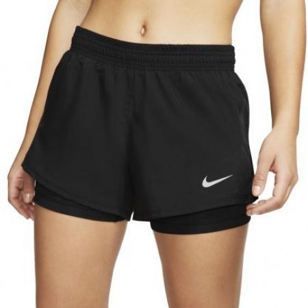 Short Nike 10K 2IN1 Feminino Preto