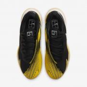 Tenis Nike AIR Zoom Vapor Cage 4 Preto e Amarelo