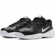 Tenis Nike Court Lite 2 Preto e Dourado