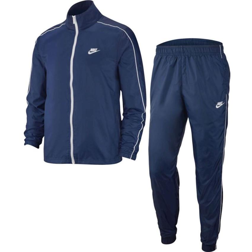 Agasalho Nike Sportswear Suit Marinho