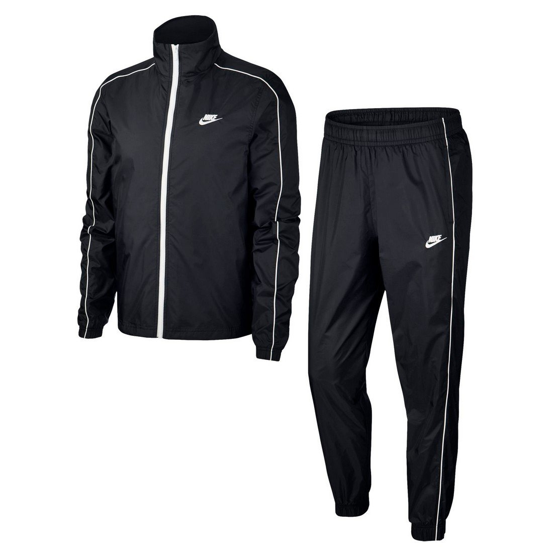 Agasalho Nike TRACK Suit Woven Preto