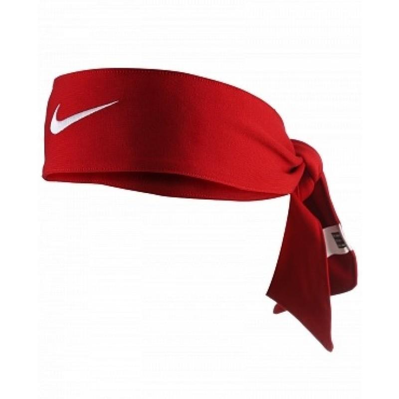 Bandana Nike DRI FIT Vermelho
