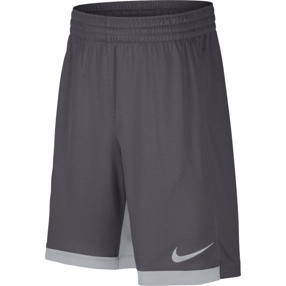 Bermuda Nike DRY TROPHY Infantil Cinza