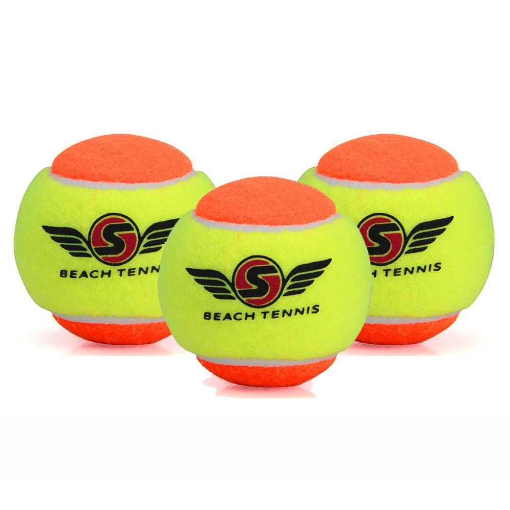 Bola de Beach Tennis SEXY com 3