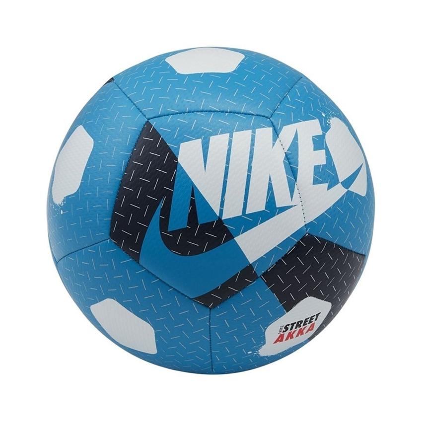 Bola de Futebol Nike Street AKKA  AZUL