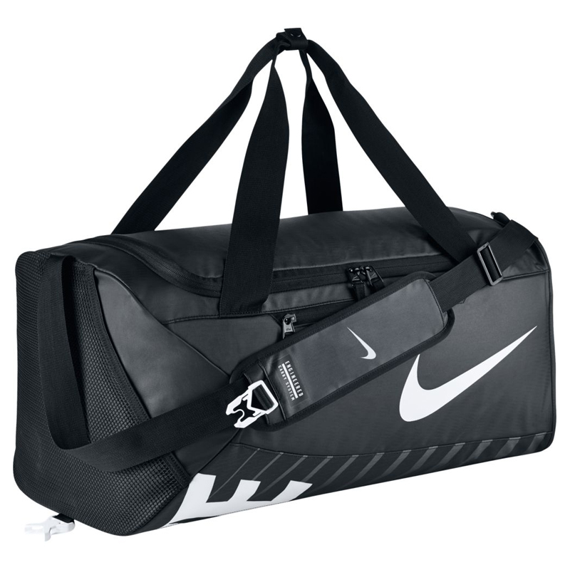 Bolsa Nike Team CROSS BODY Preta