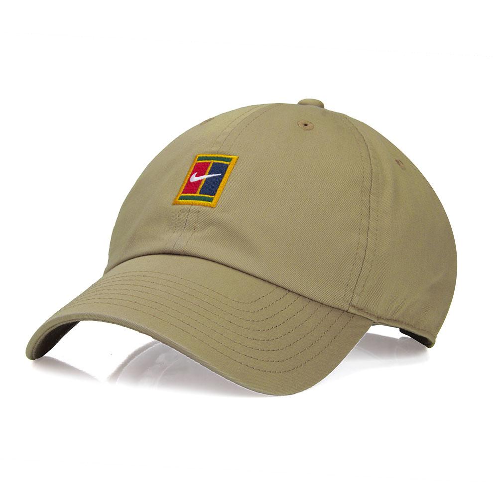 Boné Nike Heritage 86 Court Logo CAP Bege