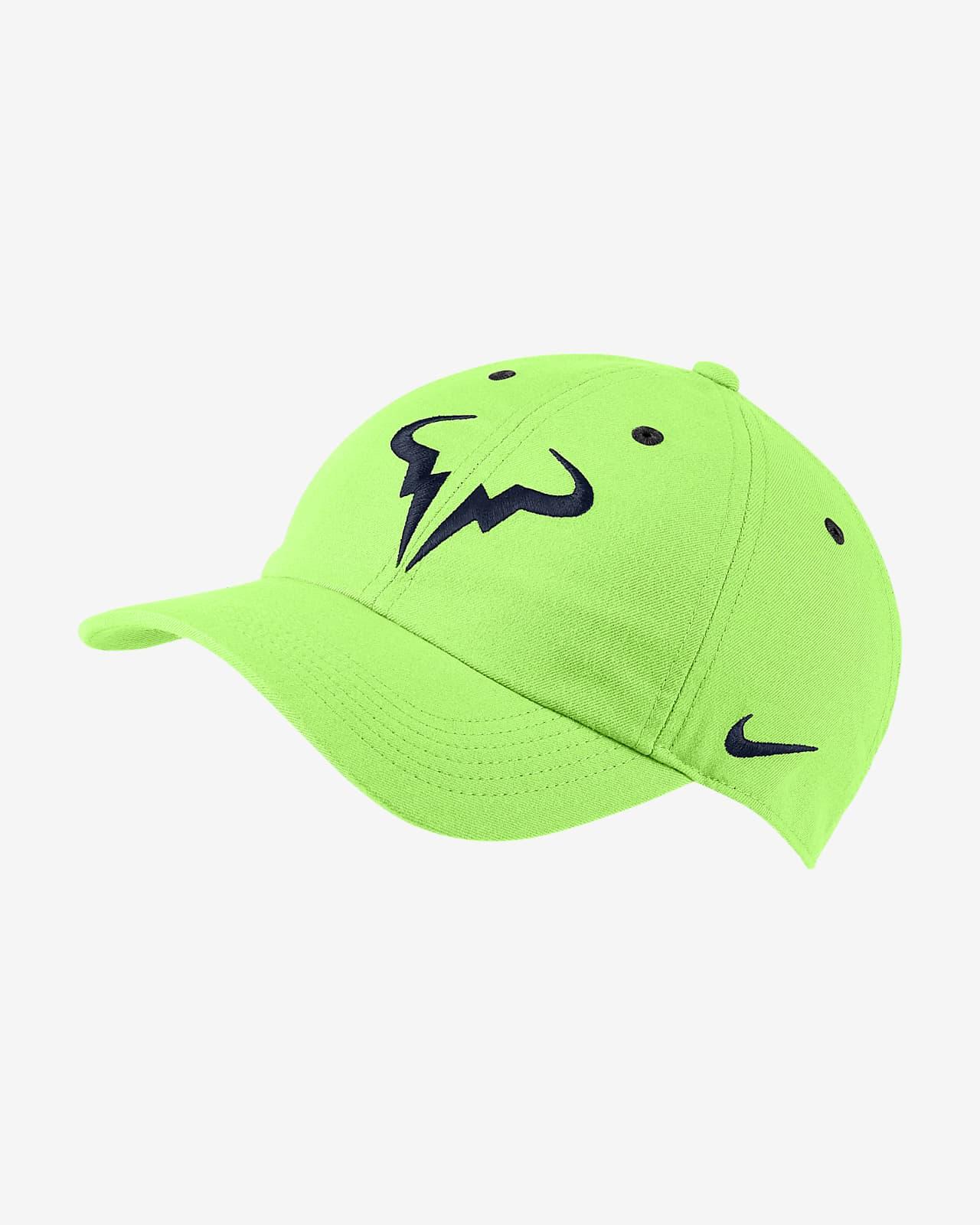 Boné Nike Rafa Aerobill H86 Verde