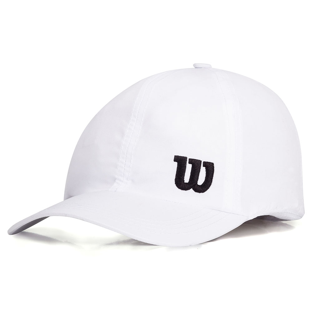 Boné Wilson Basic W Logo Branco