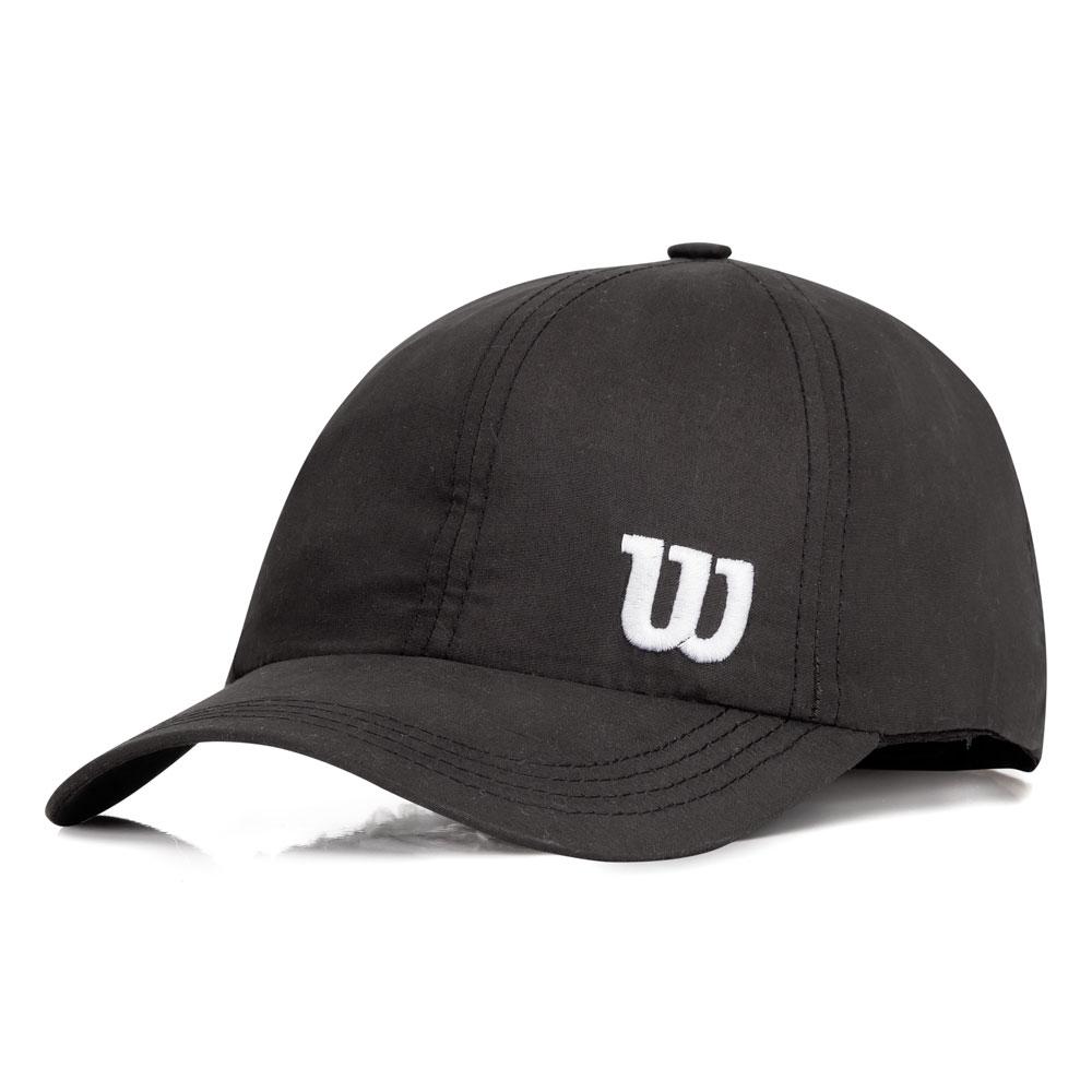 Boné Wilson Basic W Logo Preto