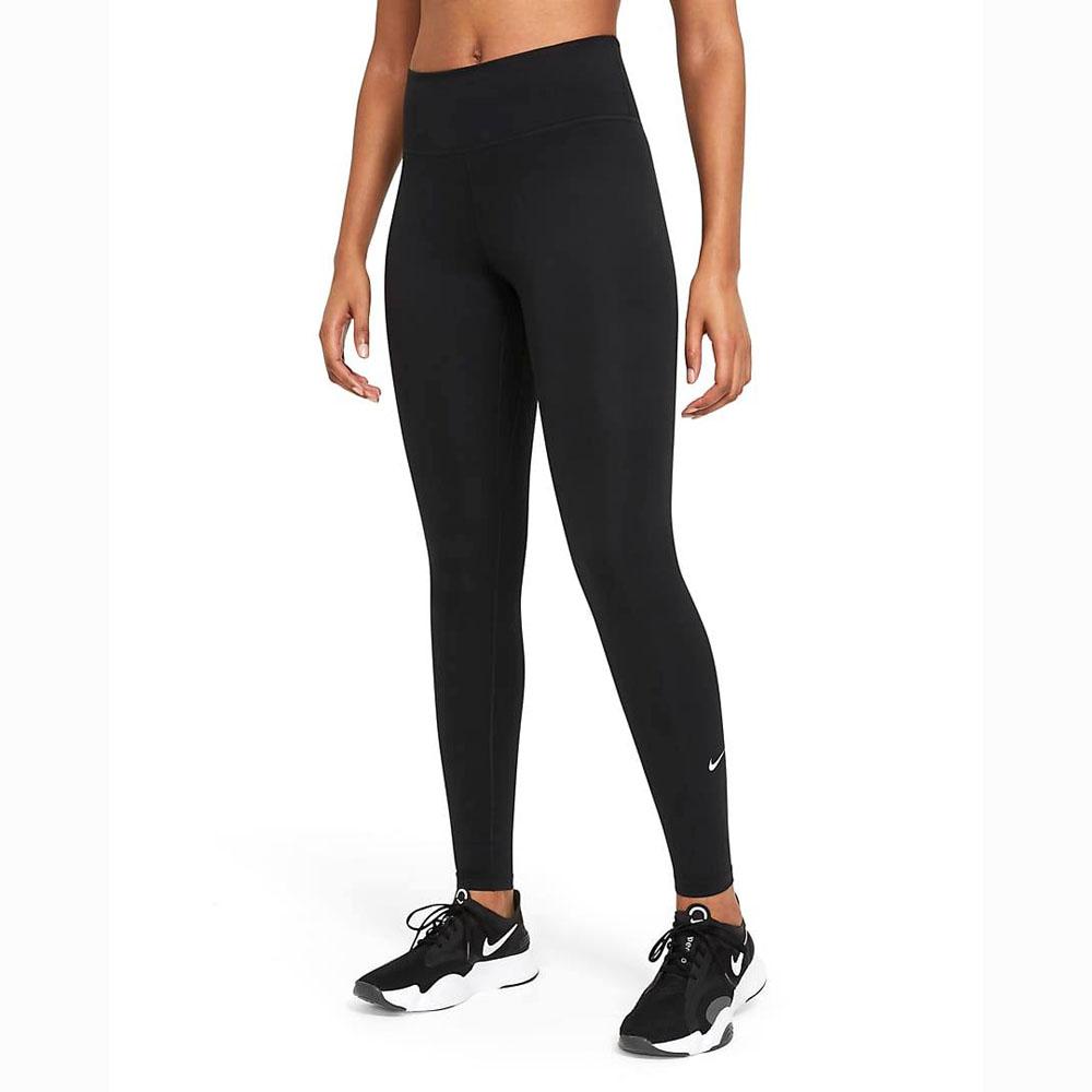 Calça Nike Legging DRI FIT ONE Feminina Preta