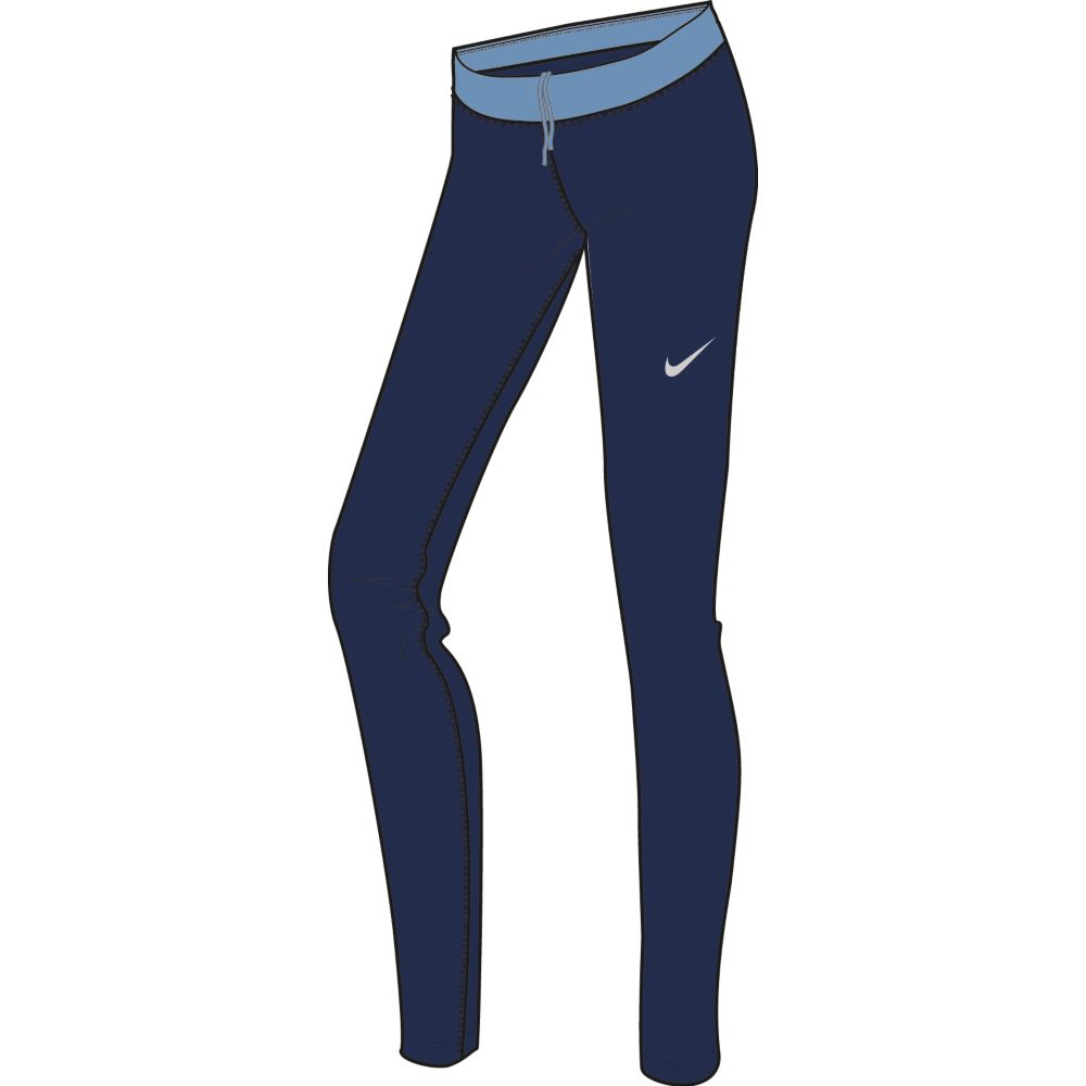 Calça Nike Power Essential Feminina Marinho