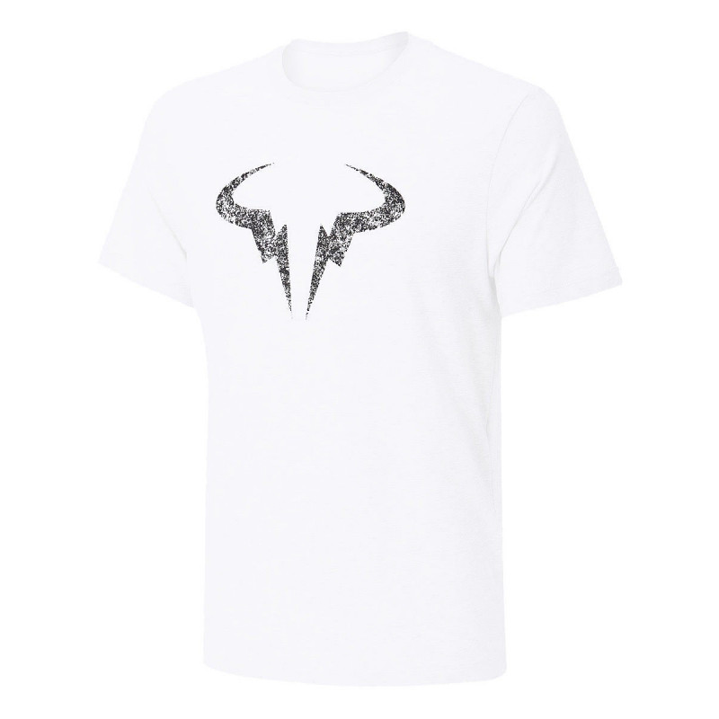 Camiseta Nike Court DRI FIT Rafa Branca
