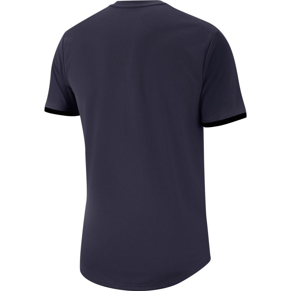 Camiseta Nike Court DRY TOP SS Gridiron