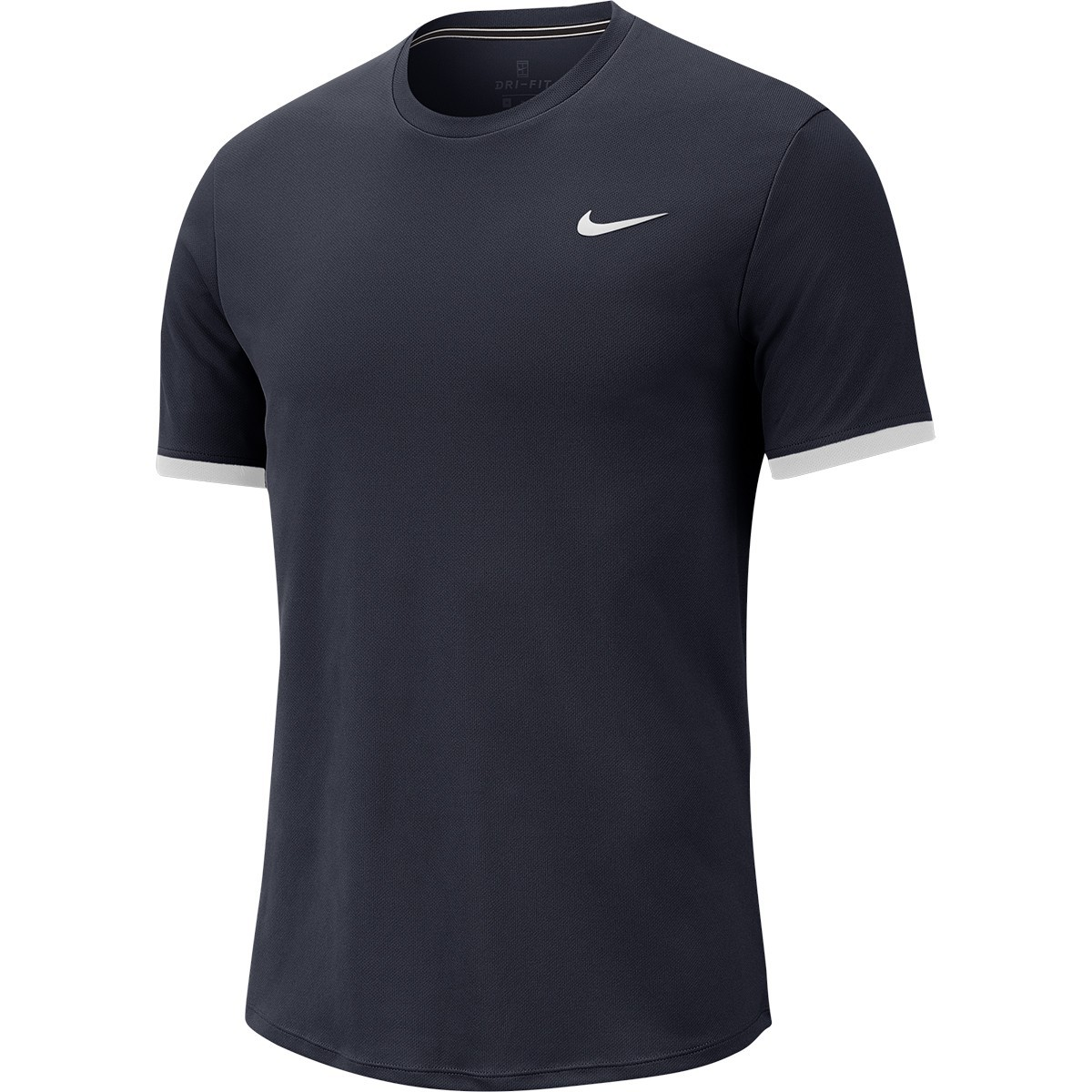 Camiseta Nike Court DRY TOP SS Marinho