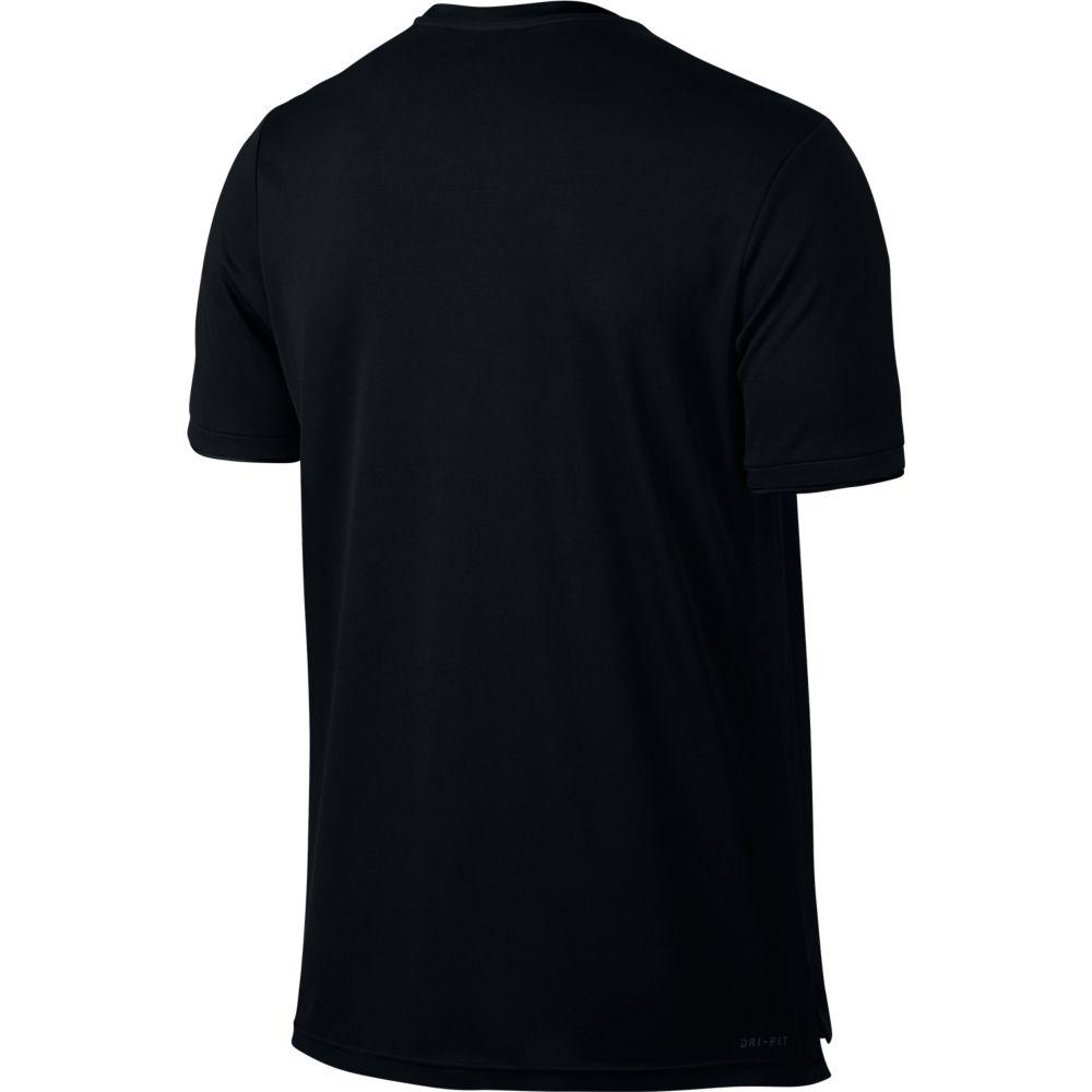 Camiseta Nike Court DRY TOP Team PRETA2