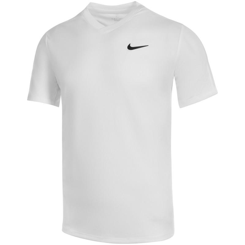 Camiseta Nike Court DRY Victory Branca