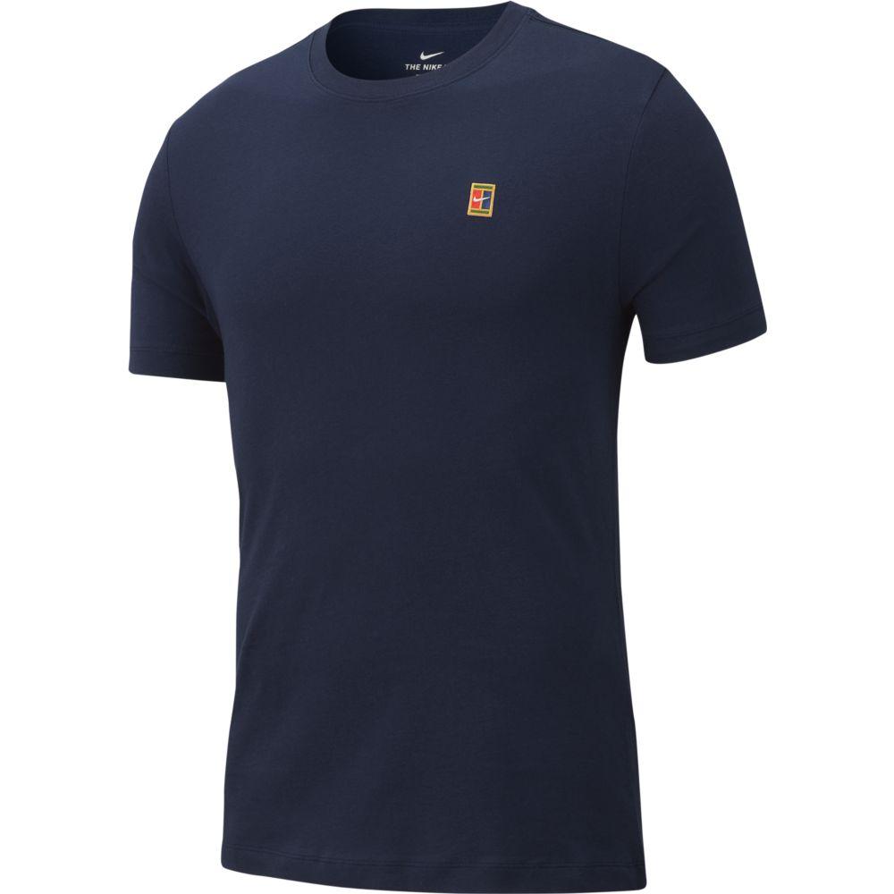 Camiseta Nike Court Marinho