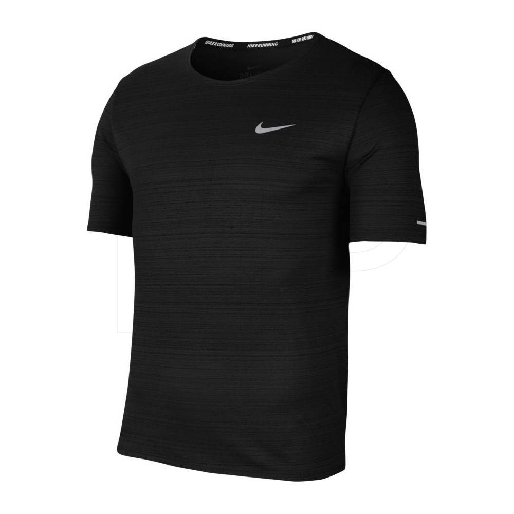 Camiseta Nike DRI FIT Miler TOP S Preta