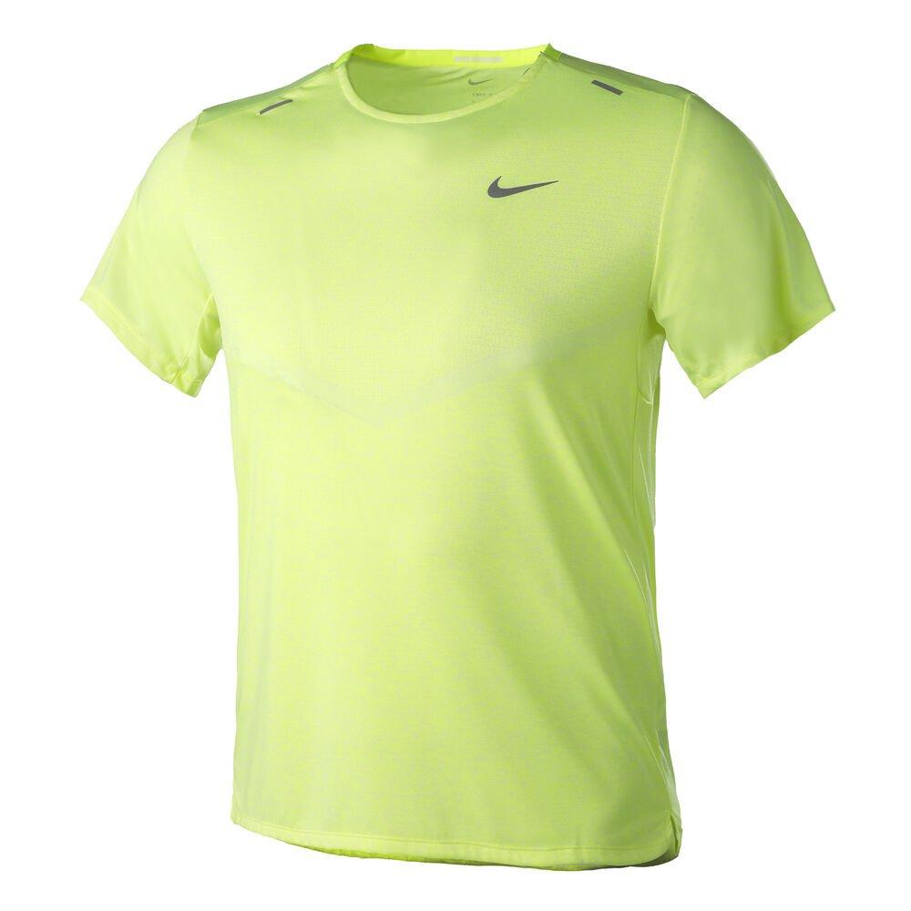 Camiseta Nike DRI FIT Rise 365 Limão