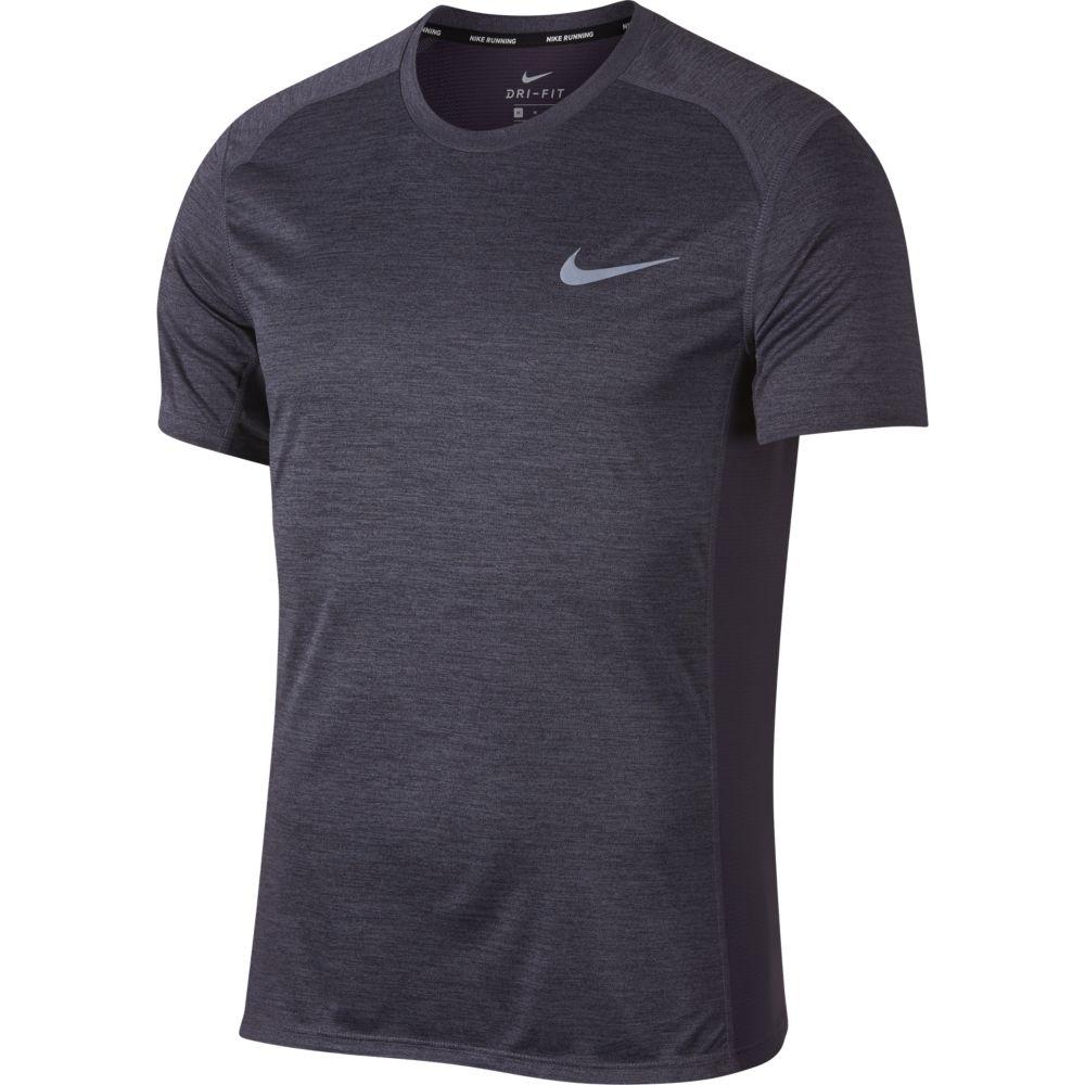 Camiseta Nike DRY Miler TOP SS Gridiron